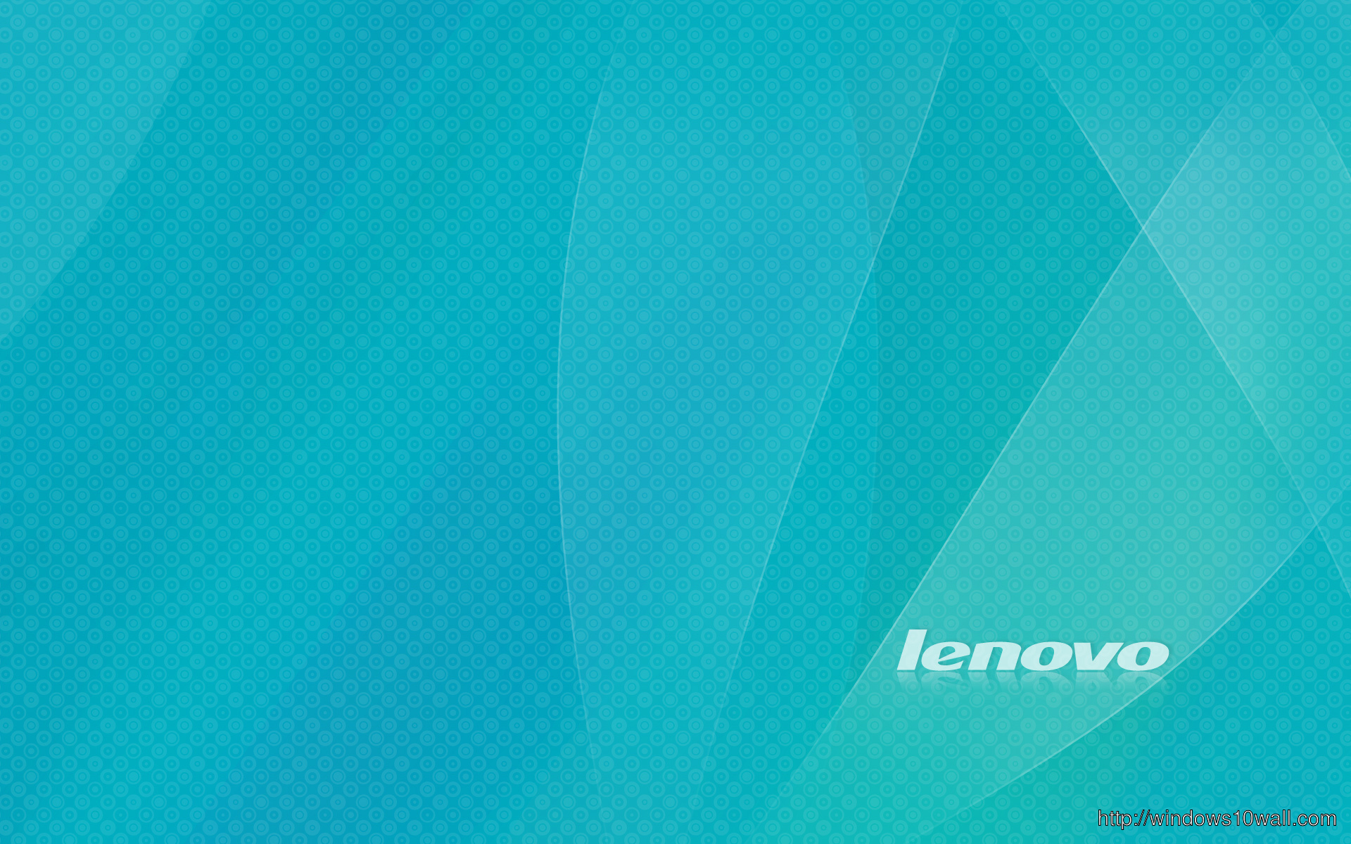 Windows 7 Style Lenovo Background Wallpaper