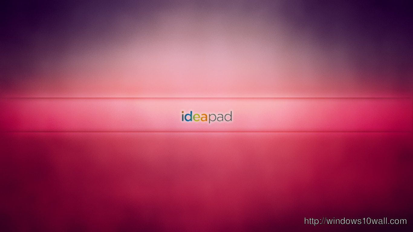 Pink Stylish Lenovo HD Background Wallpaper