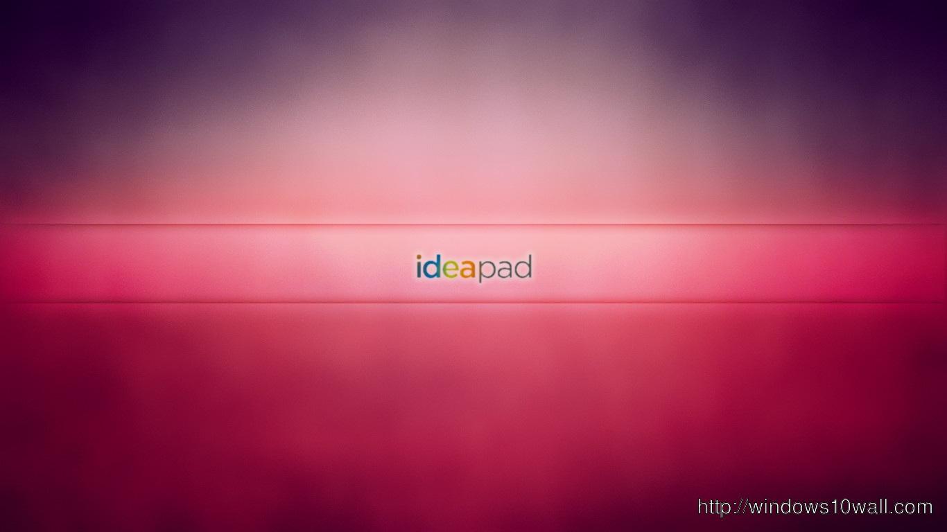 Pink Stylish Lenovo Hd Background Wallpaper