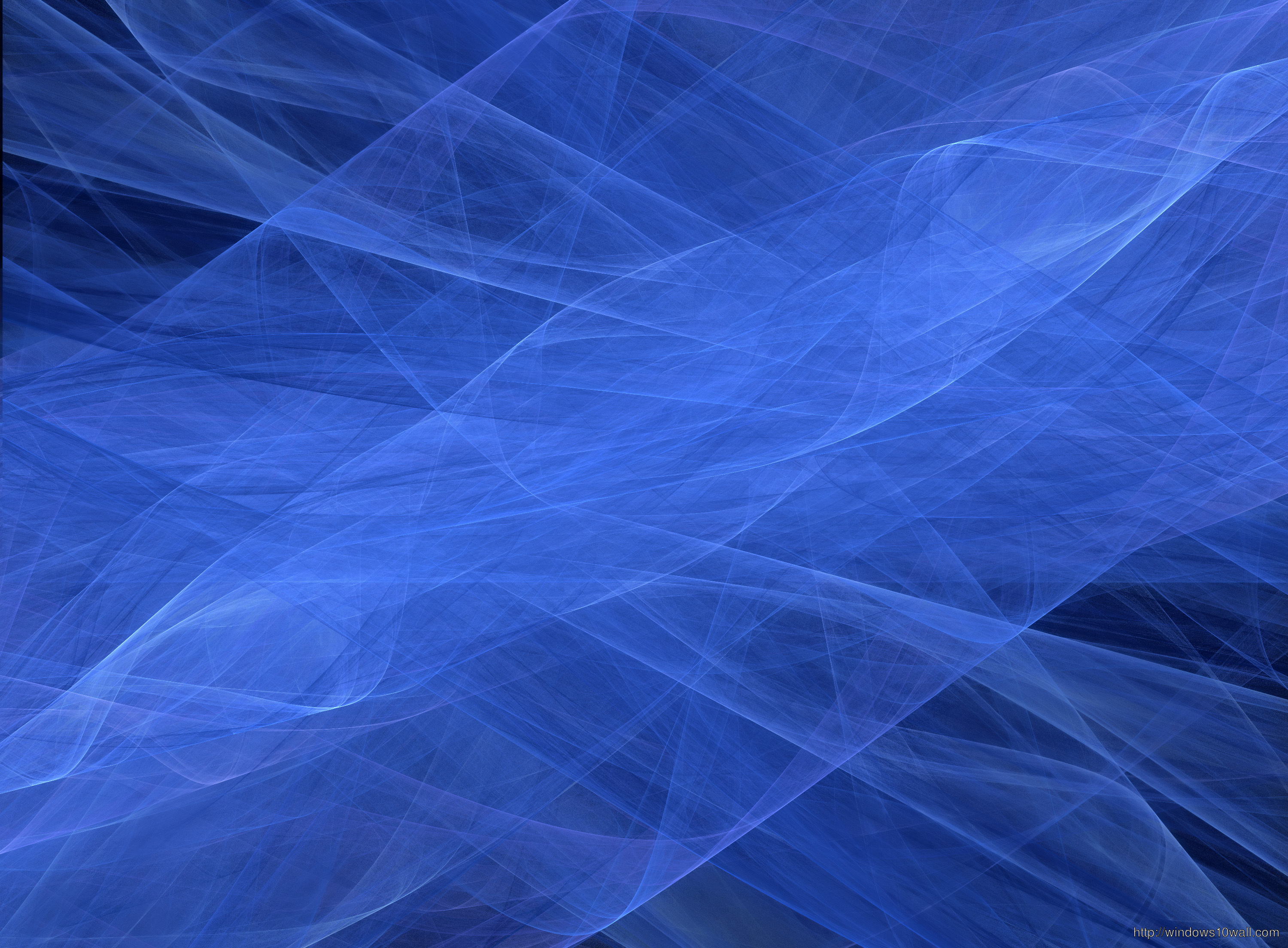 Abstract Blue Technology Animated Background Wallpaper