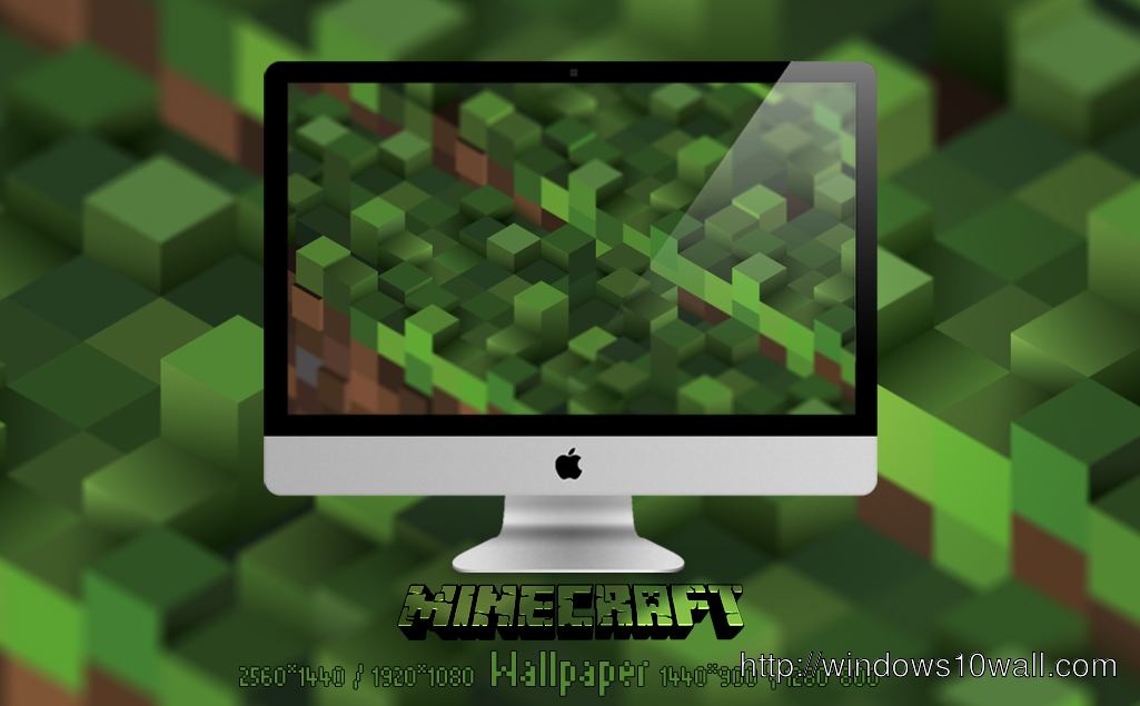 Official Minecraft HD Wallpapers and