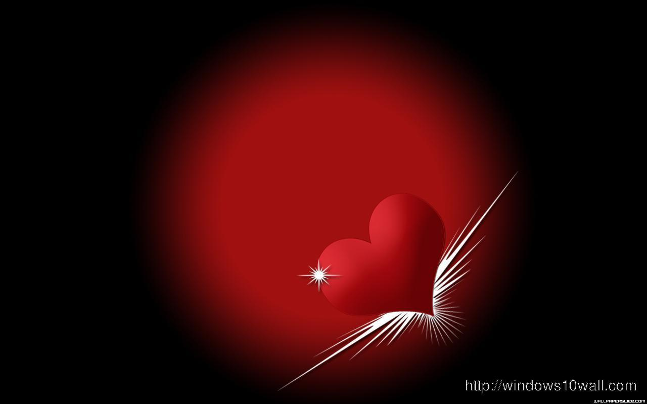 sweet and lovely heart love background Wallpaper