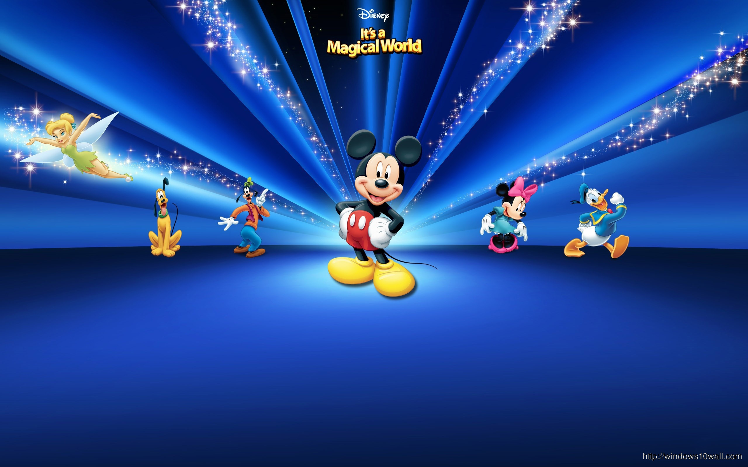 Mickey Mouse desktop Wallpaper