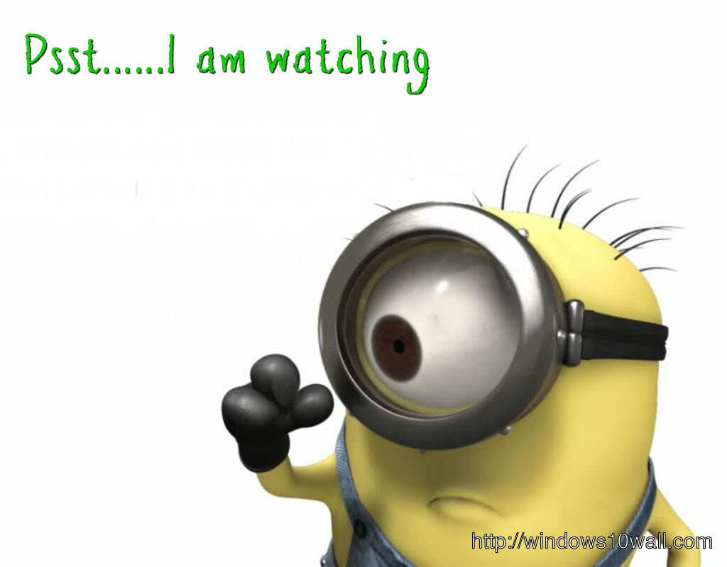 Amazing Minions Wallpaper Free Download Windows 10 Wallpapers