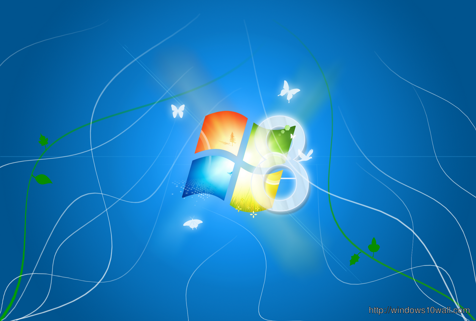 windows 8 hd background wallpaper free