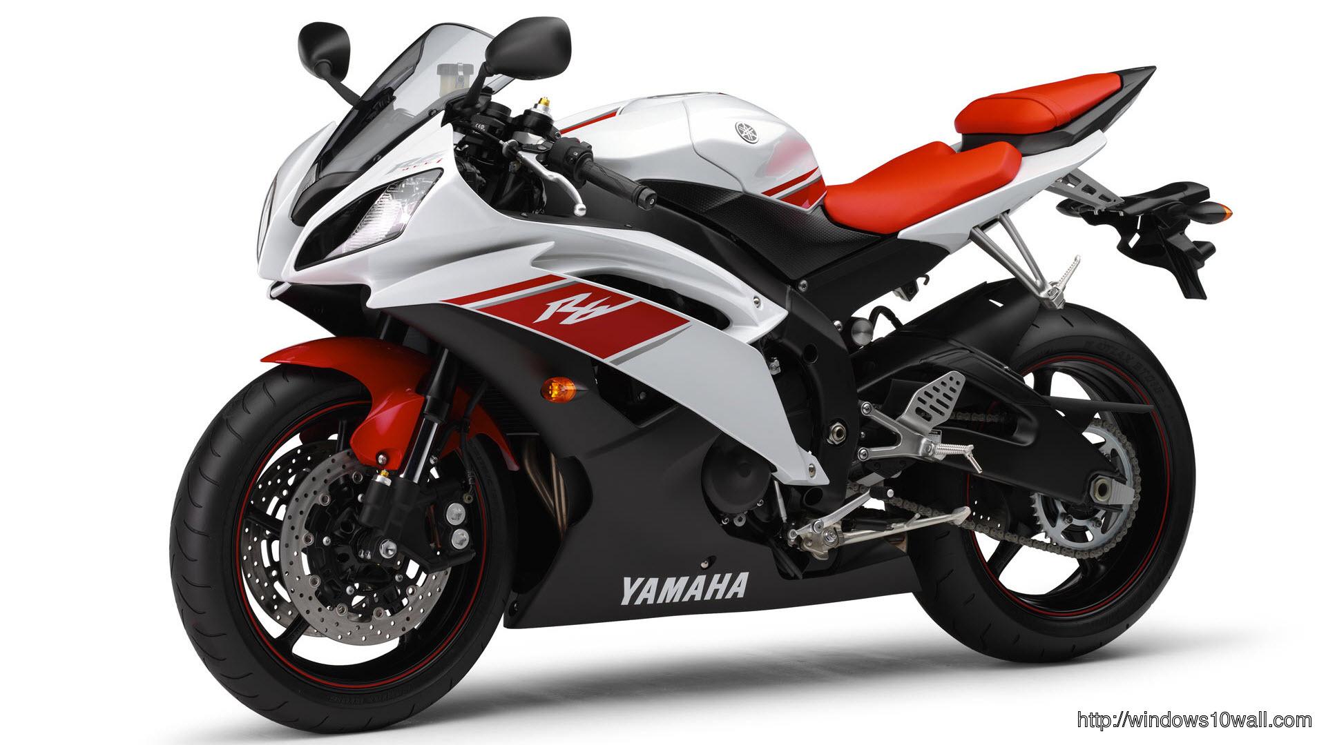 Bikes Yamaha R6 sports Bike Background Wallpaper 29