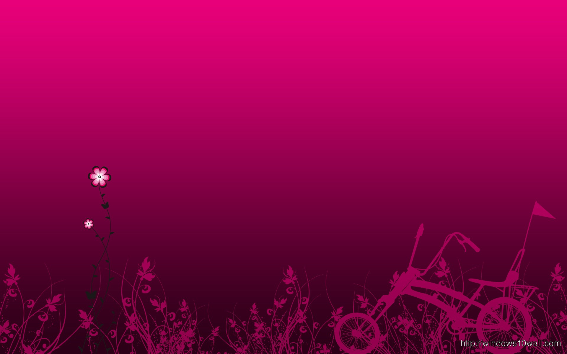 Pink Panther Cycle Background Wallpaper