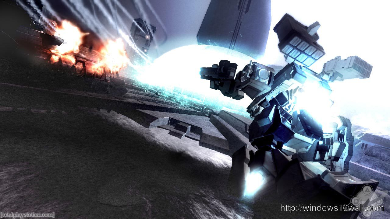 Armored Core 4 Wallpapers