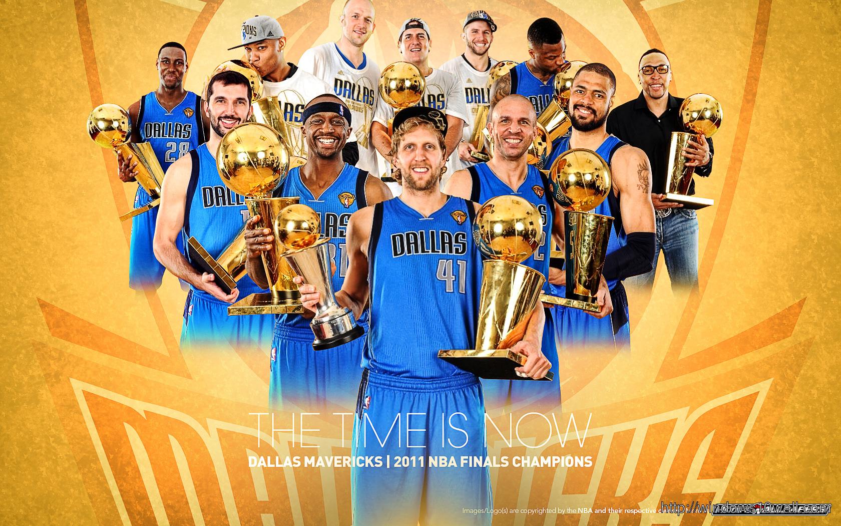nba champions Mavericks wallpaper