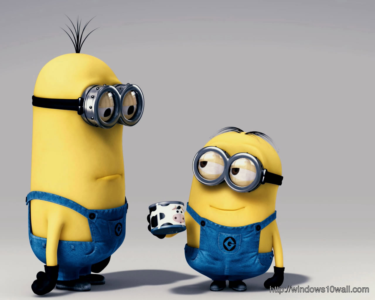 Despicable me The Minions wallpaper
