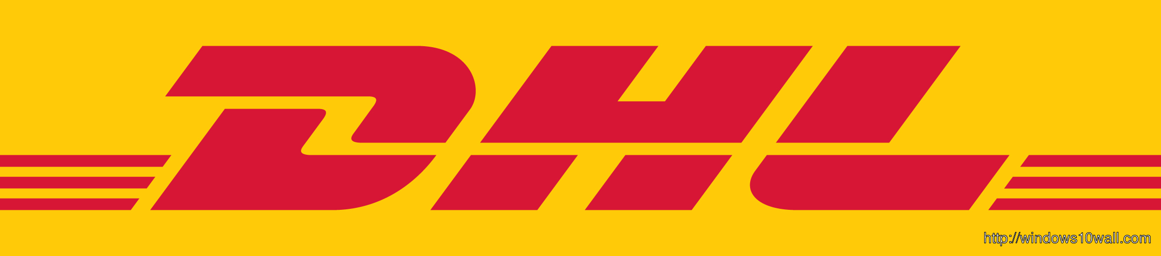 DHL logo - Logo Stage - logo gallery for logo lovers