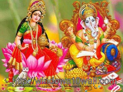 Shri Ganeshji Background Wallpaper