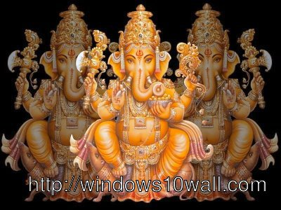 Download wallpapers free: Ganapati wallpapers : Ganpati Image