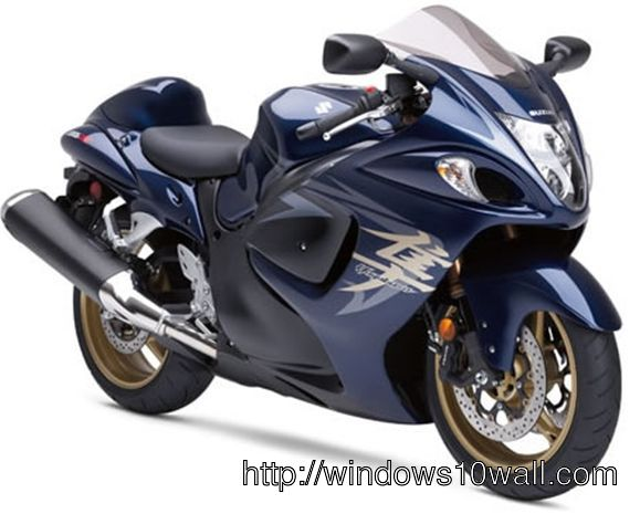 Suzuki Sports Bike 11 Background Wallpaper