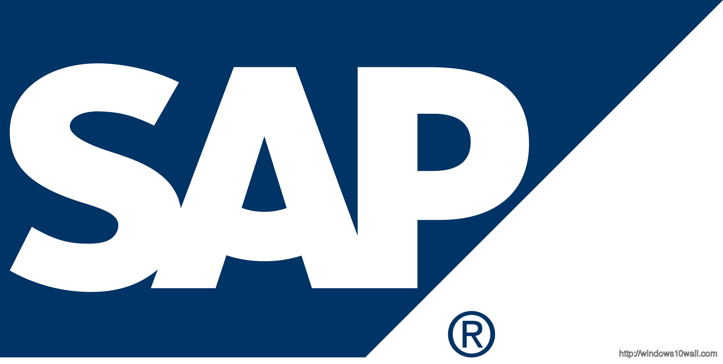 sap logo for your business wallpaper download