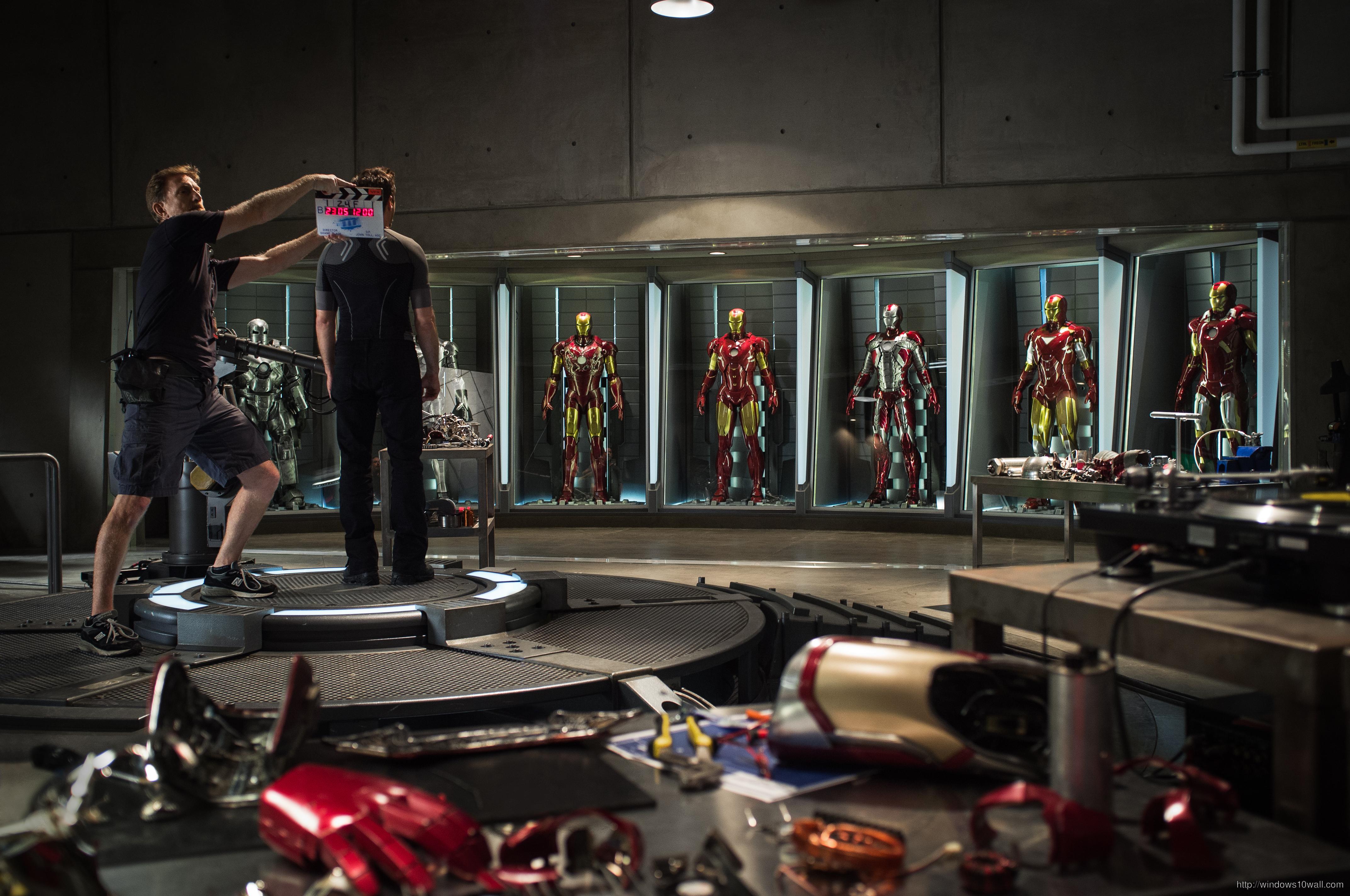 Iron Man 3 free wallpaper download