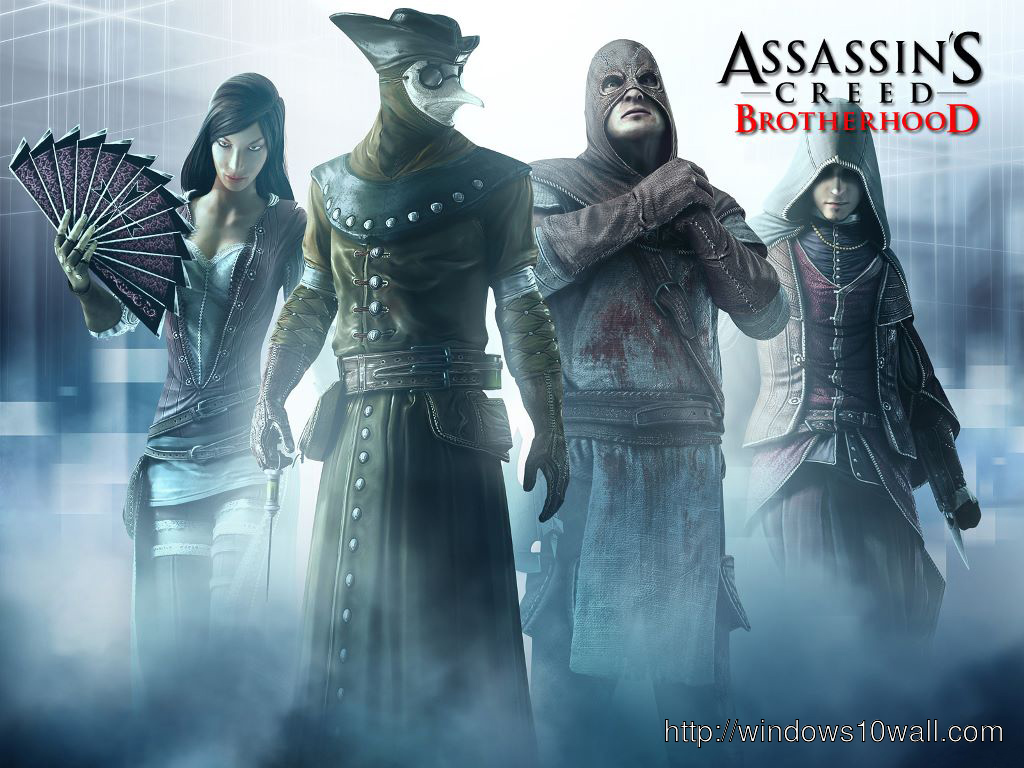 Assassins Creed Game Wallpaper