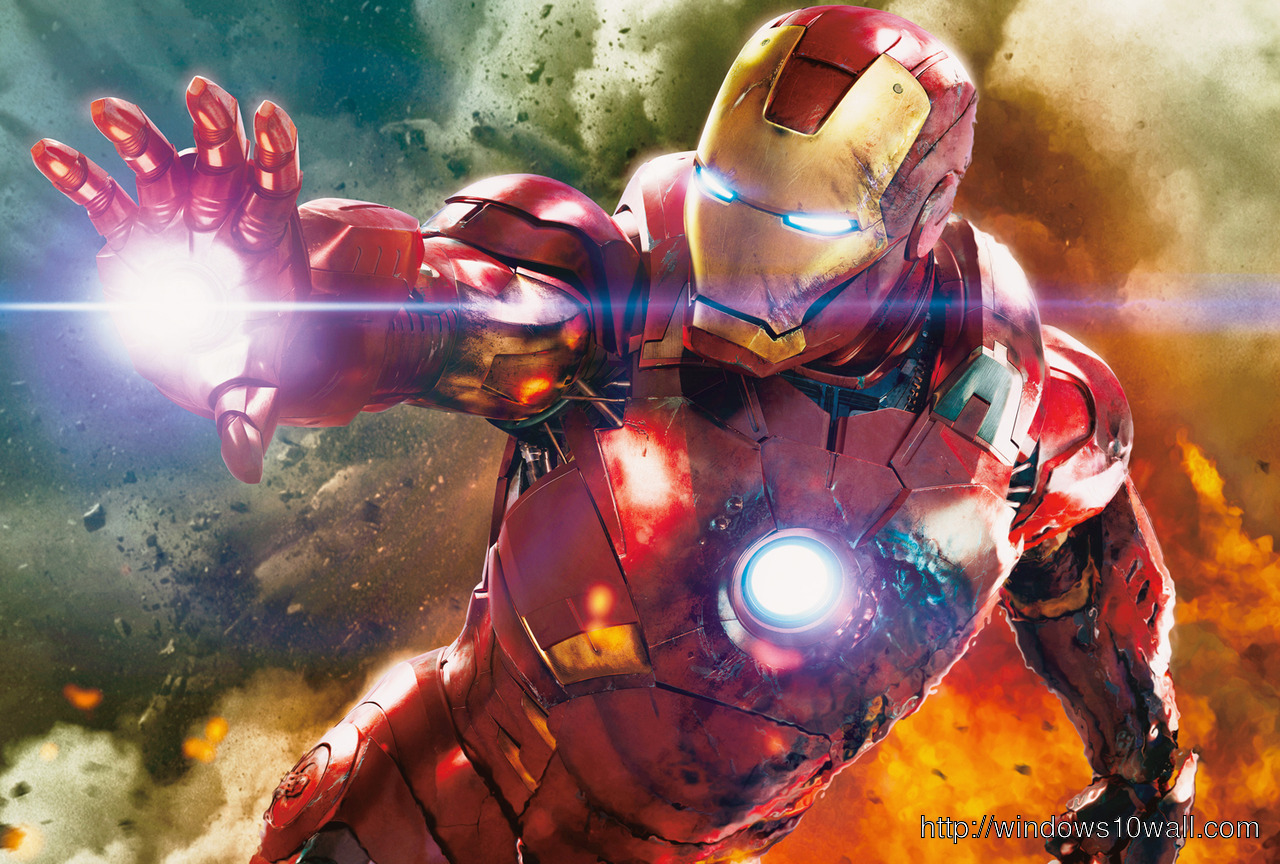 Iron Man 3 amazing background hd wallpaper free