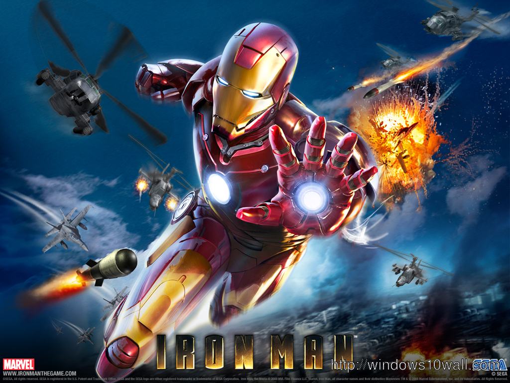 Iron Man 3 Iron Man Hd Wallpaper Windows 10 Wallpapers