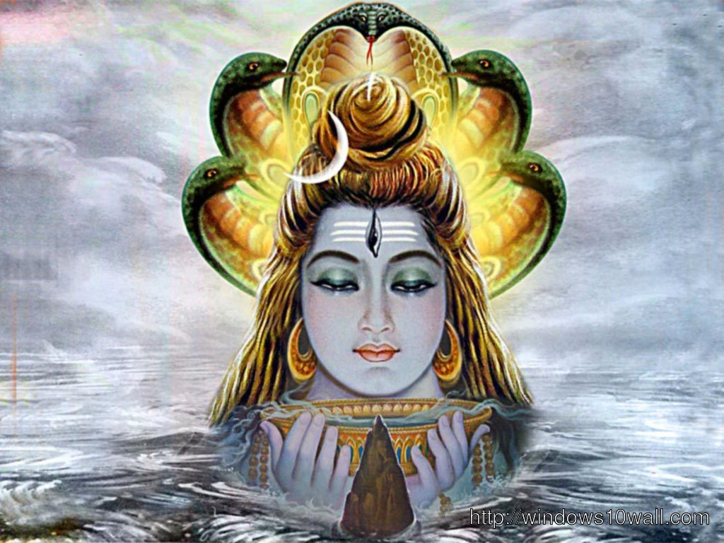 Shiva Wallpaper For Desktop: Windows 10 Wallpapers
