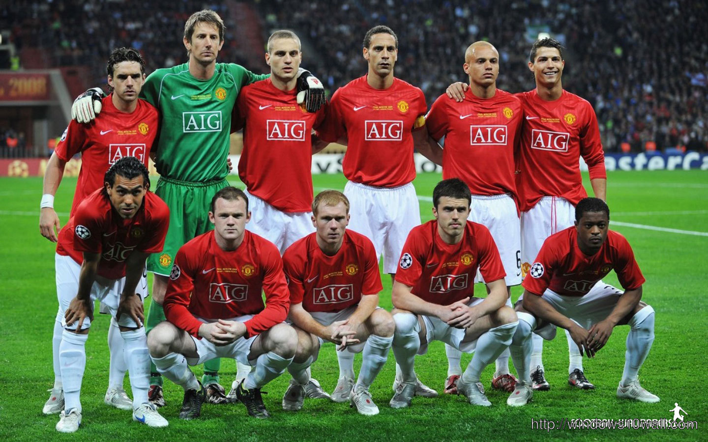 Manchester United FC wallpaper free download for mobiles