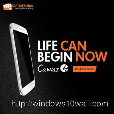 Micromax A210 Canvas 4 Revealed