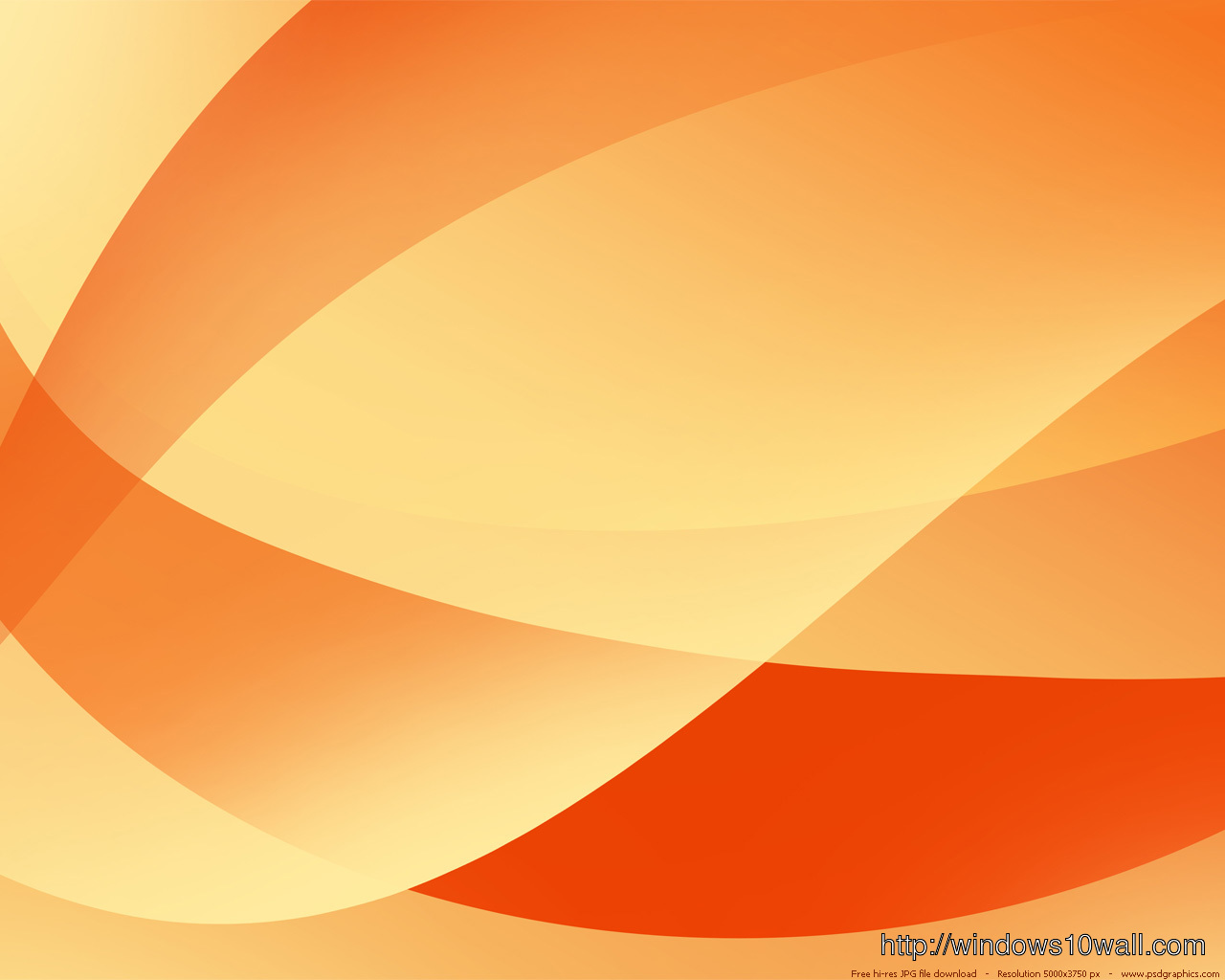 Abstract orange background free download