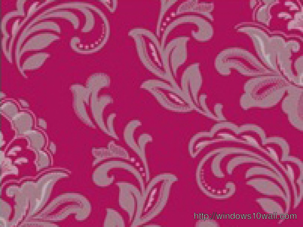 Hot pink floral wallpaper galleryhip com the hippest