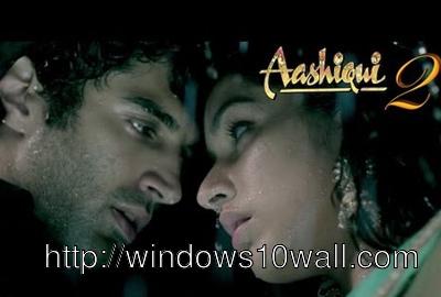 Aashiqui 2 Hot Background Wallpaper