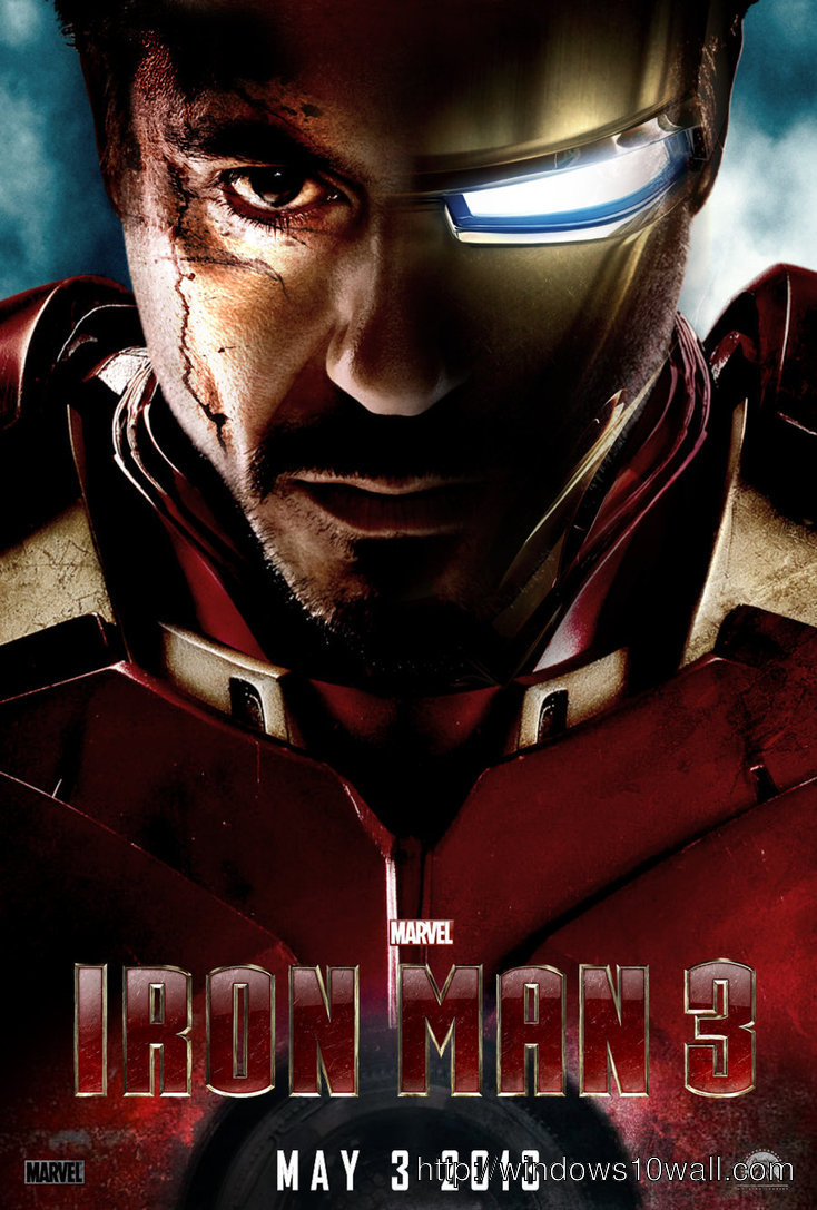 New IRON MAN 3 Clip | FilmoFilia