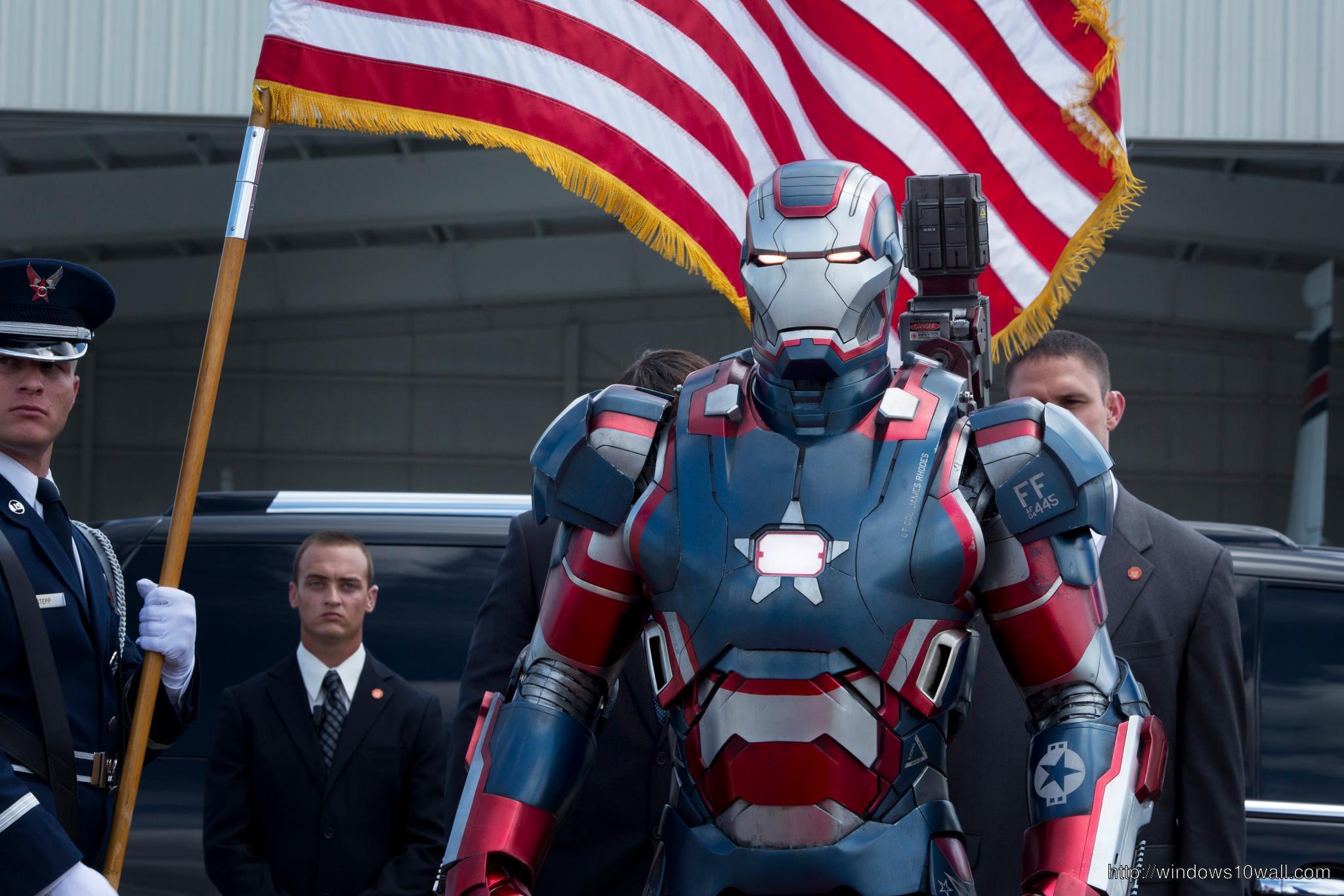 Iron Man 3 IMAX poster wallpaer