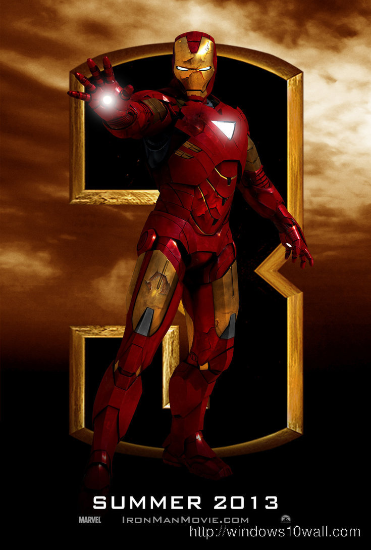 Shane Black might direct Iron Man 3 wallpaper free