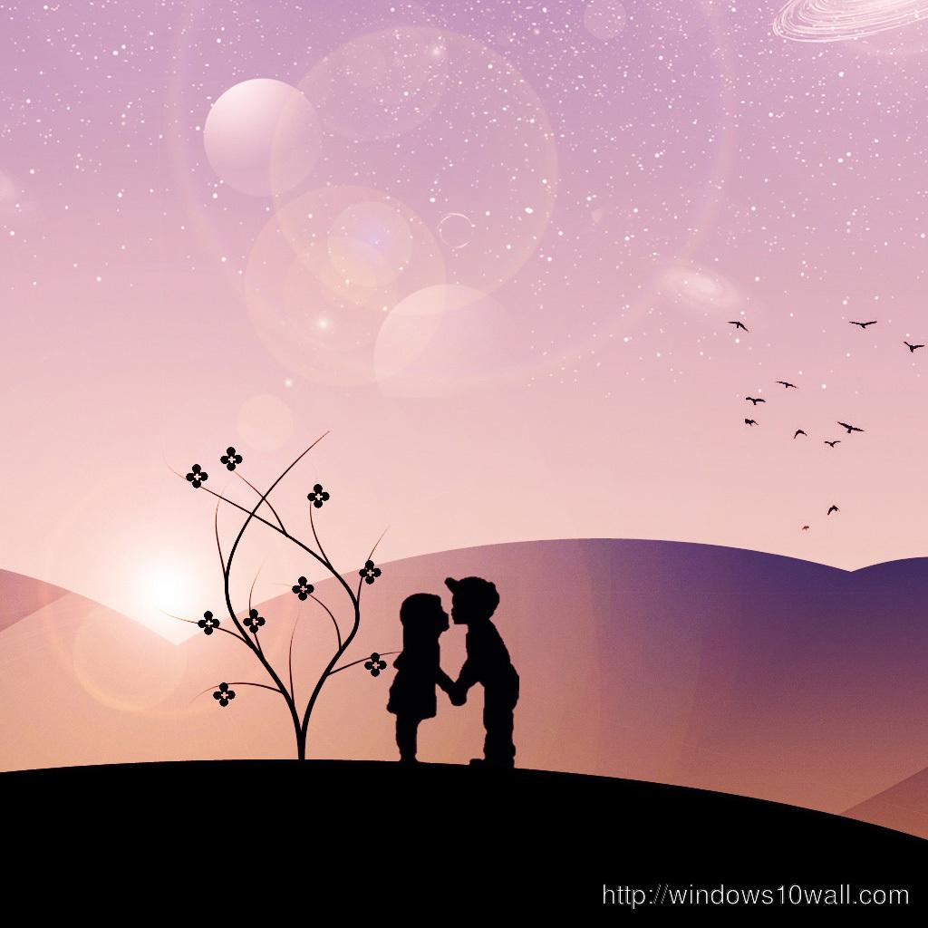 Love iPad wallpaper
