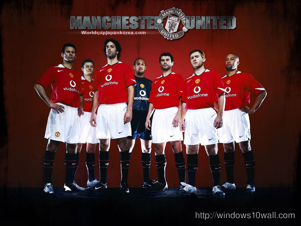 manchester united � windows 10 wallpapers