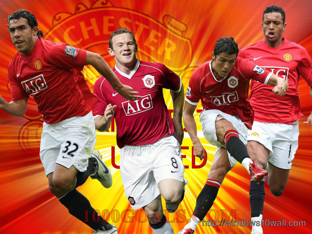 manchester united amazing sports wallpaper free