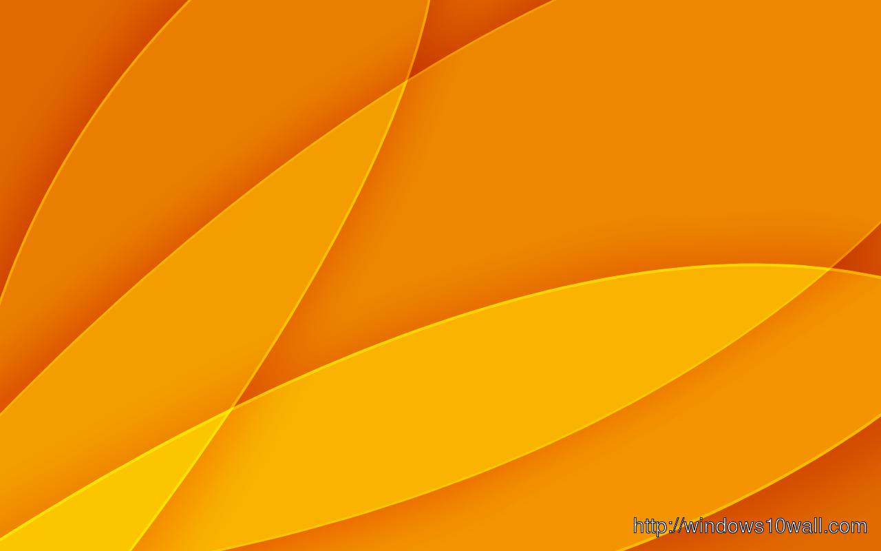 orange background wallpaper for desktop