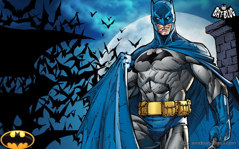 Batman Live Wallpaper Free Download Windows 10 Wallpapers