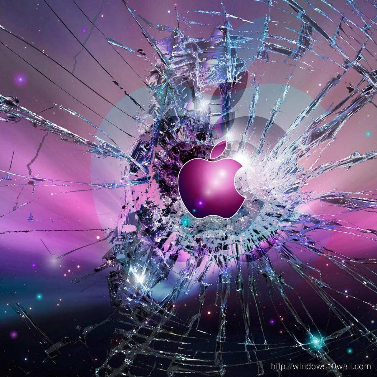 free download broken screen monitor hd wallpaper