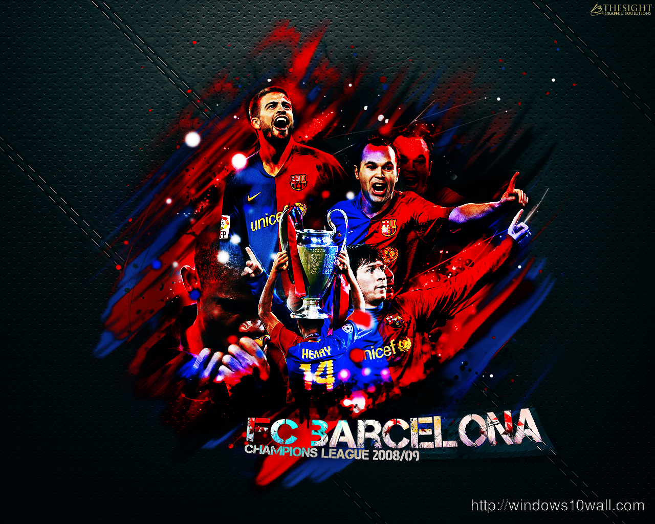 Barcelona Wallpaper free download