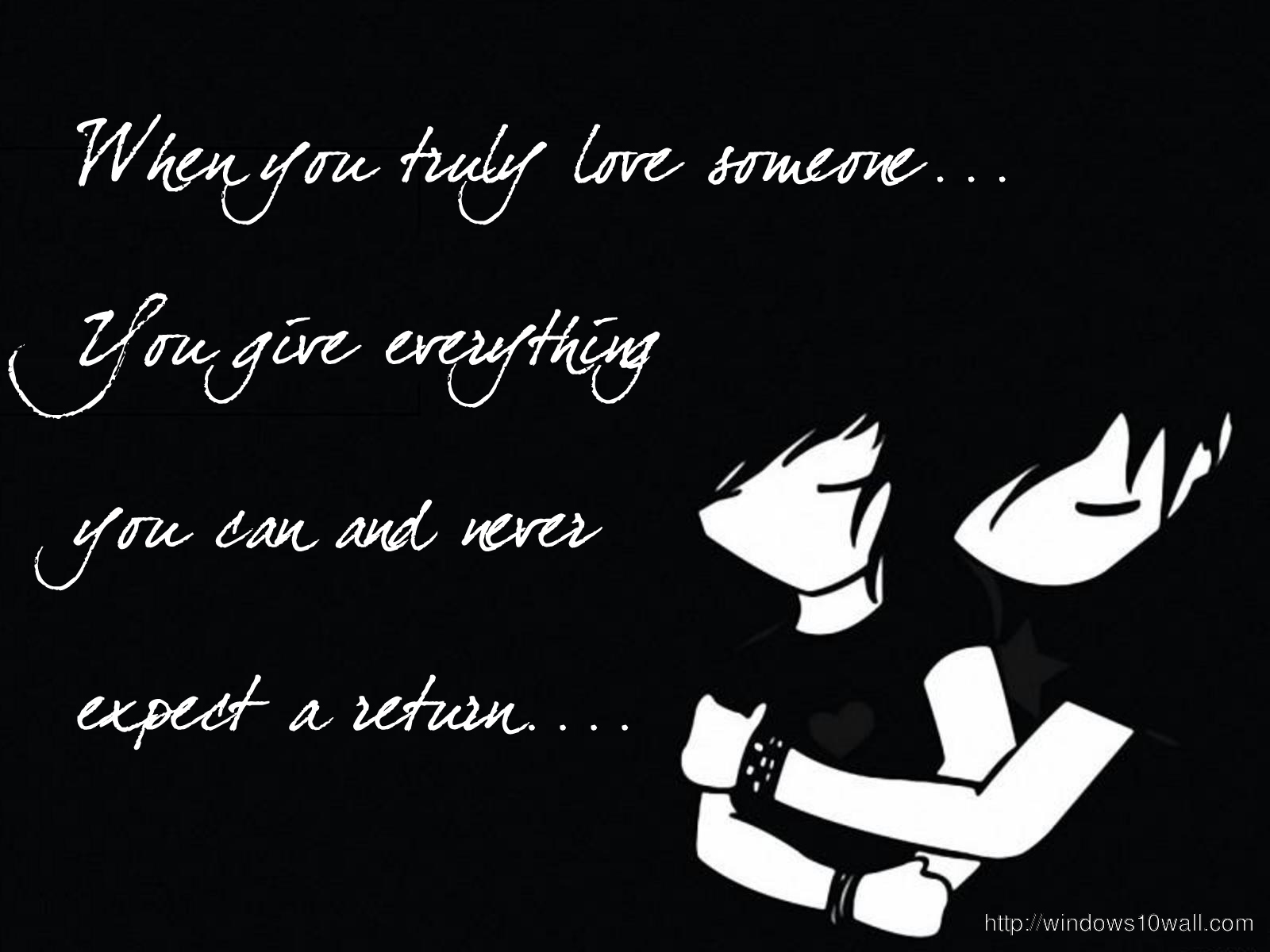 True love quotes Free HD Wallpapers