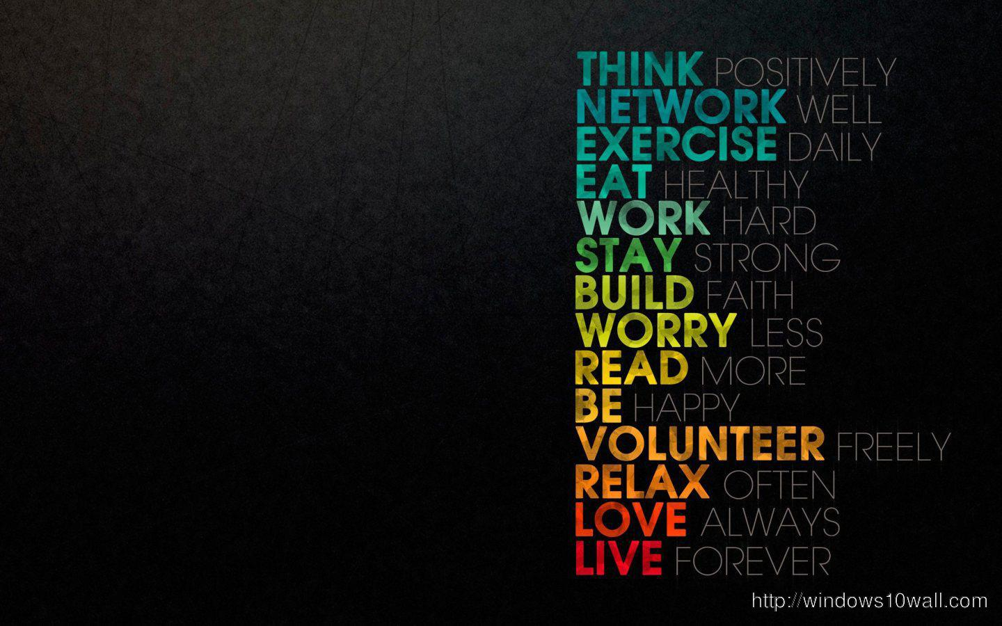 Famous quotes hd wallpaper windows 10 wallpapers - Famous quotes wallpaper hd ...