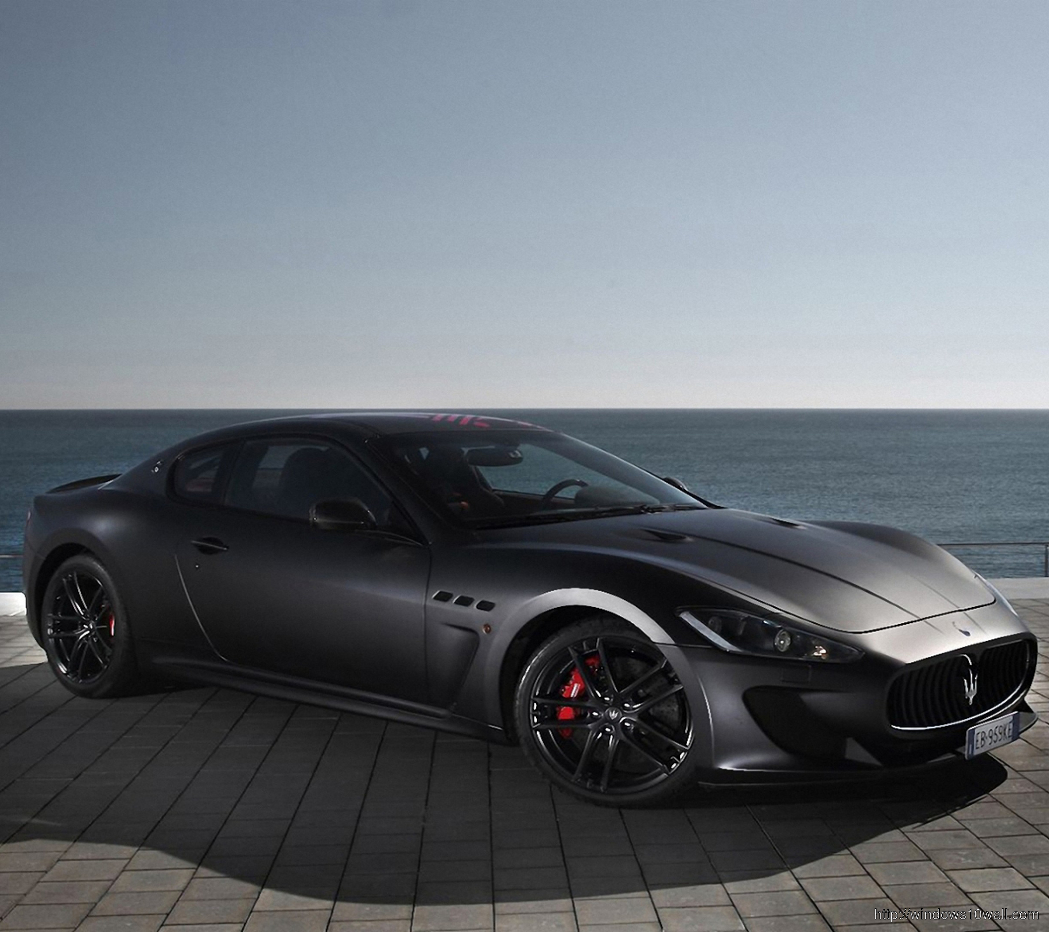 Maserati Samsung Galaxy S4 HD Wallpaper