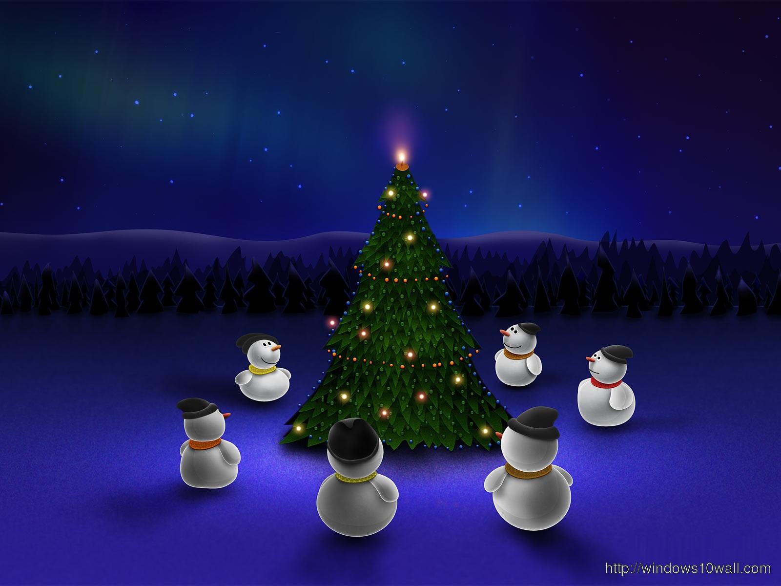 Free Live Christmas Wallpaper For Desktop Windows 10