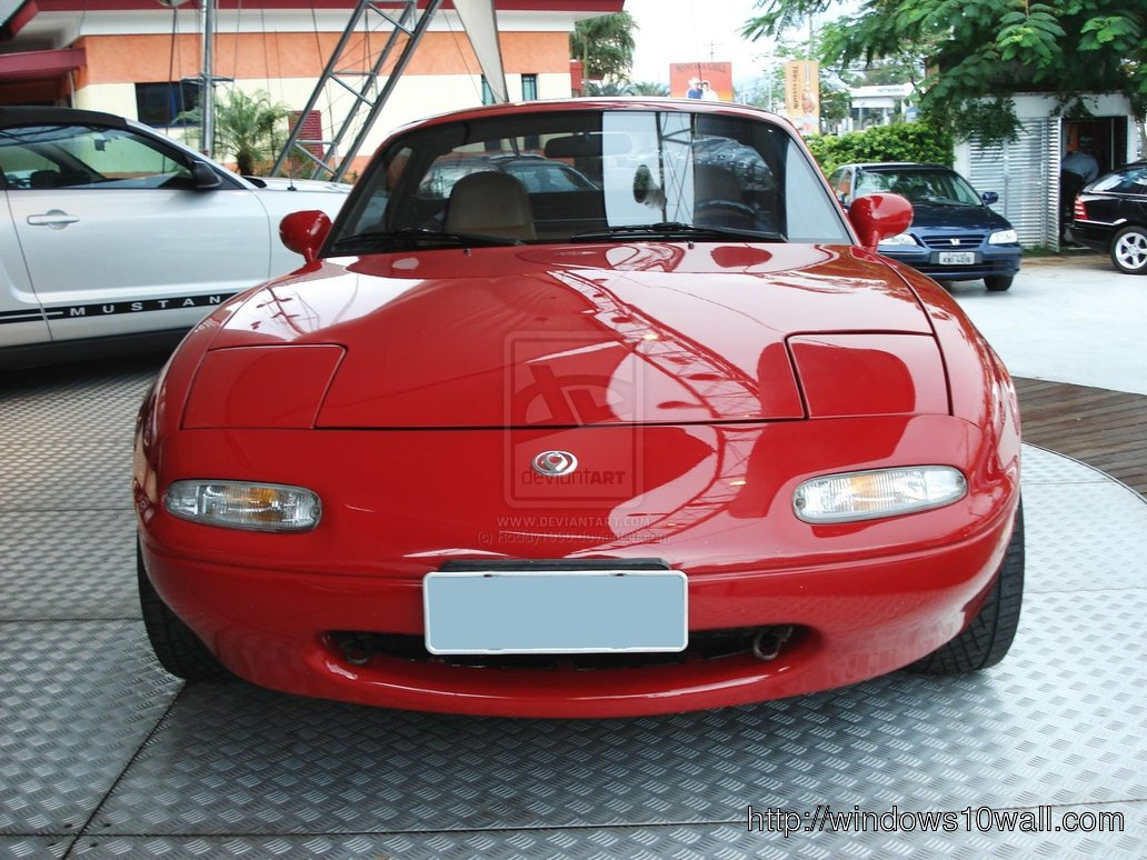 Mazda Roddy Car Wallpaper