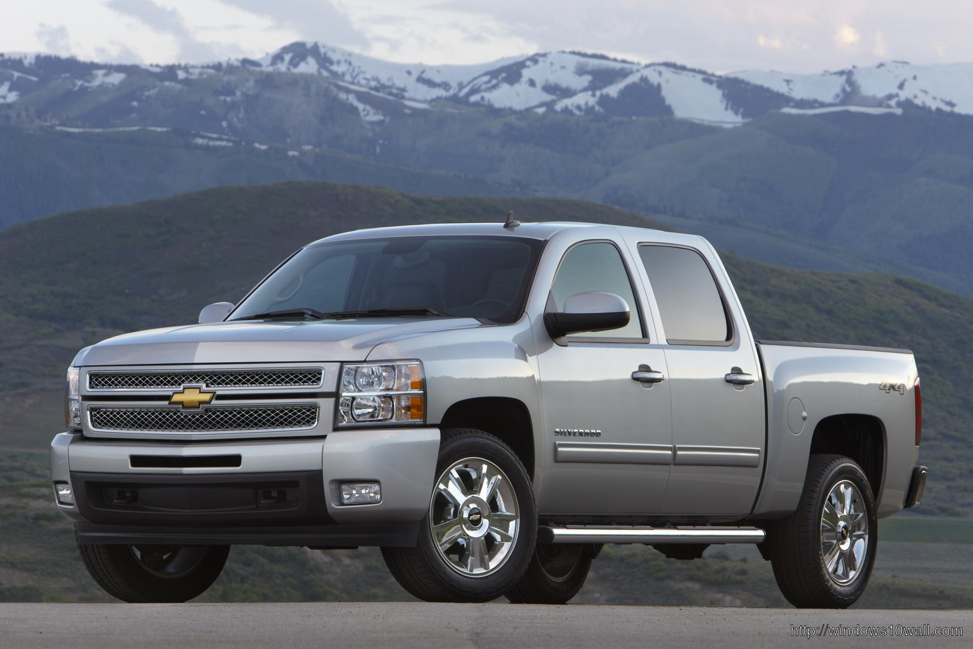 2013 Chevrolet Silverado Wallpaper