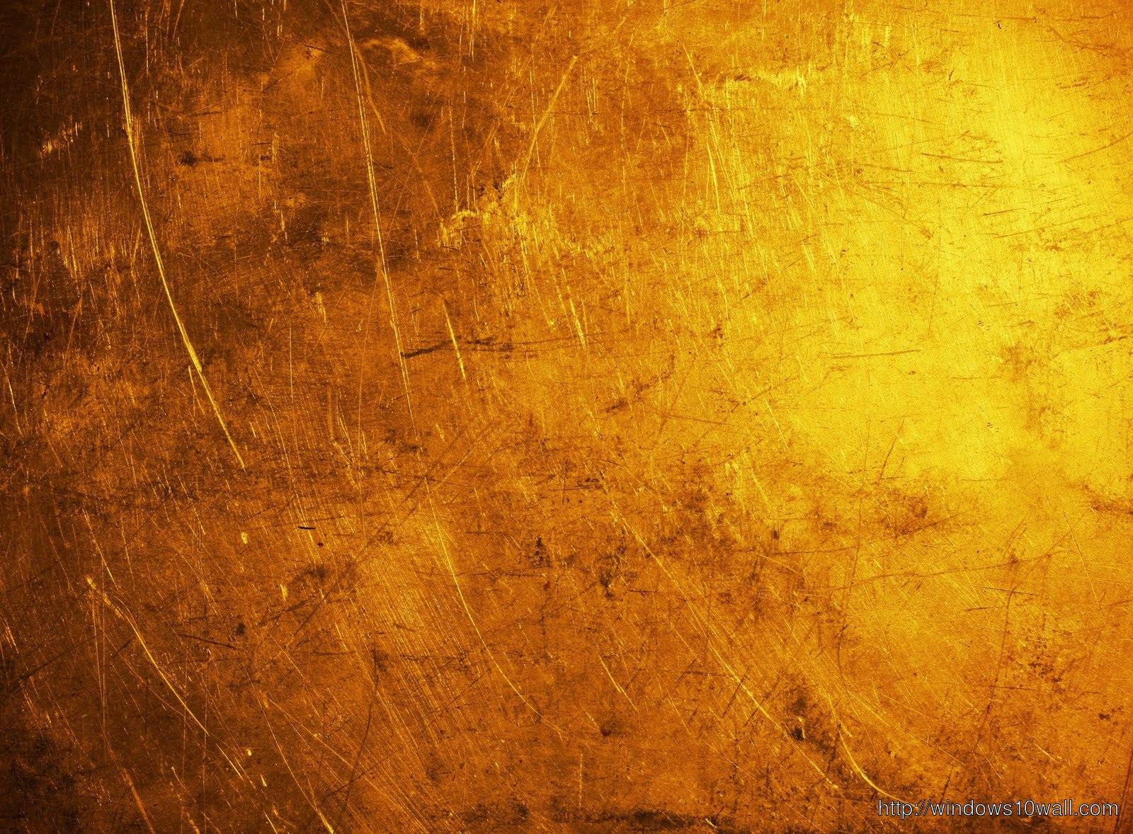 Gold Texture Background Wallpaper