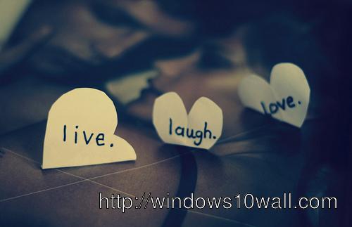 laugh wallpaper