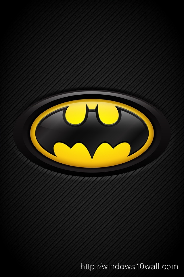 Batman iPhone HD Background Wallpaper