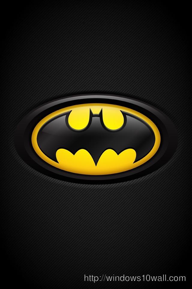 Batman iPhone HD Background Wallpaper