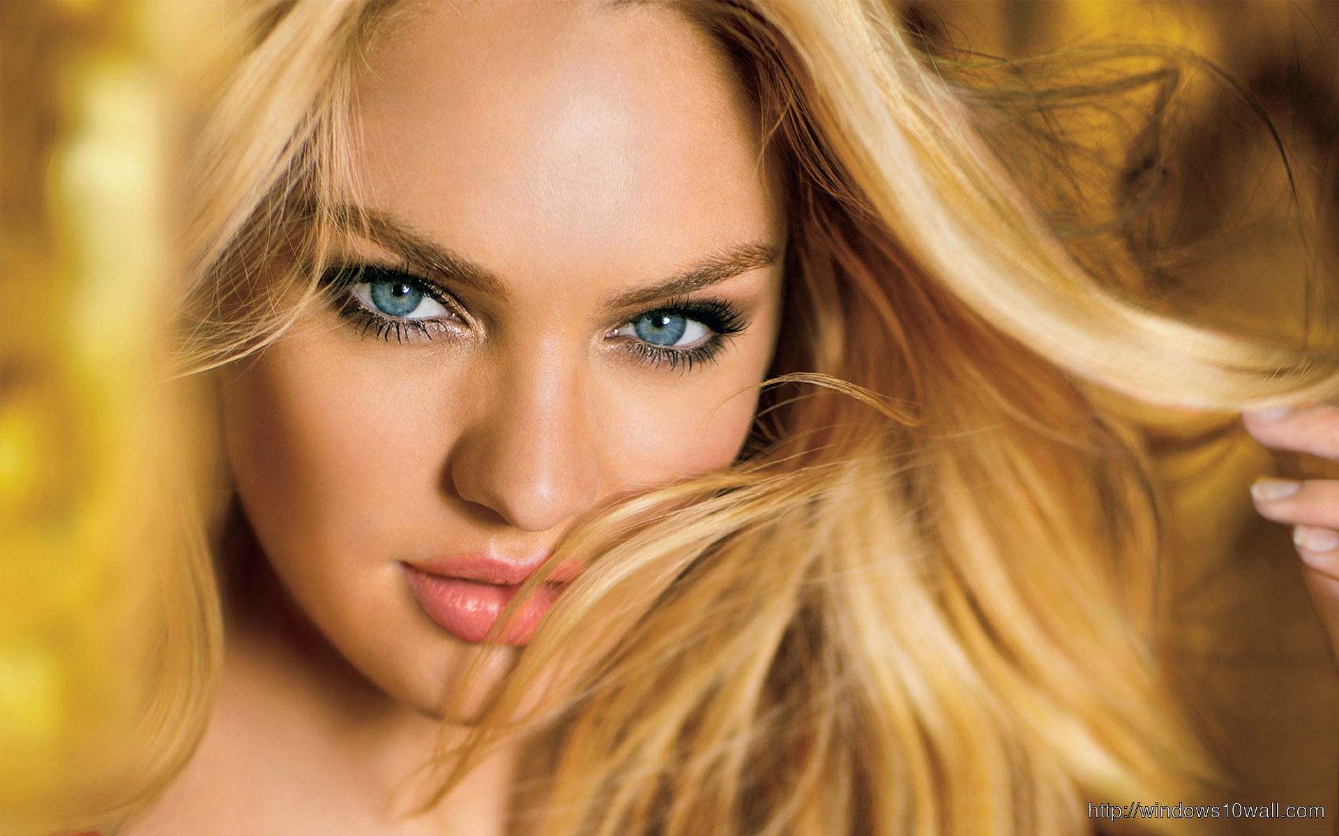 Candice Swanepoel HD desktop wallpaper